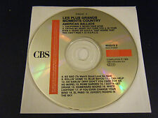 Les  Plus Grands Moments du Country by Various Artists (CD, 1989, CBS Records)