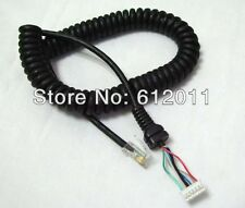 6PIN Speaker MIC Cable LINE For Yaesu MH-48A6J MH-42B6J MH-36A6J MH36B6J