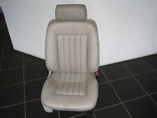 Recaro Sitz  vorn rechts VR Beifahrersitz Leder beige elektrisch A8 S8 D2 BJ96