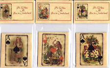 Vintage inspired tea cup Alice in Wonderland tea bag envelopes party favor
