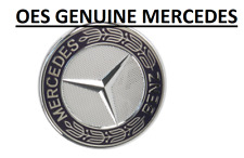 OES Genuine Emblem Front