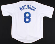 Manny Machado Signed Los Angeles Dodgers Jersey / 3×All-Star 3rd Baseman Beckett