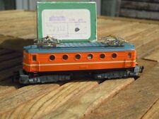 BTTB Spur TT  E-Lok E 499 der SJ Schweden in orange im Top Zustand, Rarität,OVP