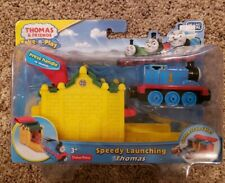 Fisher-Price Thomas And Friends Take-n-Play Speedy Launching Thomas