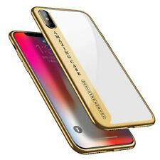Silicone Thin Case For Apple iPhone X 8 7 6 Se 5s Slim Tpu Gel Clear Cover
