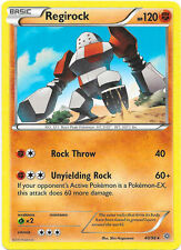 REGIROCK 40/98 - XY ANCIENT ORIGINS POKEMON RARE CARD - IN STOCK