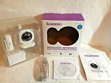 ImogenStudio The Bambino Wireless Internet Baby Monitoring System FREE SHIPPING!