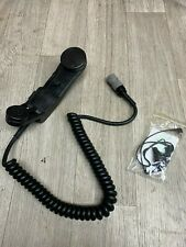 H-250 VCEB US Military Radio Handset with Ear Bud Volume Control New