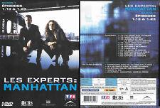 LES EXPERTS : MANHATTAN - SAISON 1 EPISODES 13 à 23 (COFFRET 3 DVD ) GARY SINISE