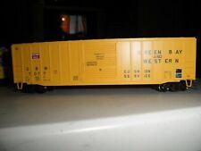 """Green Bay & Western     ACF 50'6"""" boxcar  # 7038"""