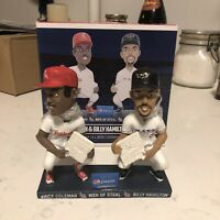 Vince Coleman / Billy Hamilton Men Of Steal Bobblehead - SGA (Reds / Cardinals)