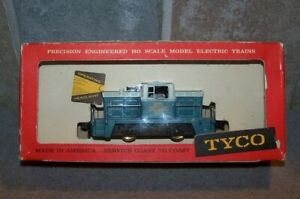 TYCO MANTUA REPULIC STEEL PLYMOUTH INDUSTRIAL SWITCHER RARE MINT! RED BOX