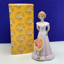 Enesco Growing up Girl birthday gift figurine sculpture box thirteen year old 13