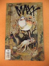 FUMETTO comics THE MAXX  28 apr 1997 canada lingua inglese IMAGE (LB6)