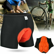 Mens 3D Padded Underwear Cycling Shorts Bicycle Road Mountain Bike Biking Pants