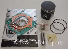 1998-1999 YAMAHA BLASTER 200 NAMURA TOP END KIT PISTON & GASKET *STOCK BORE 66mm