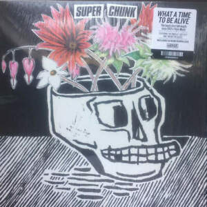 Superchunk What A Time To Be Alive LP VINYL Merge Records 2018 NEW