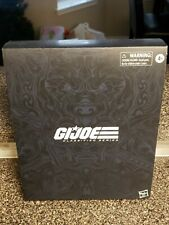 G.I. Joe Classified Series Snake Eyes 00 Deluxe Hasbro Exclusive NEW Never Open