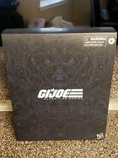 G.I. Joe Classified Series Snake Eyes 00 Deluxe Hasbro Exclusive NEW Never Open