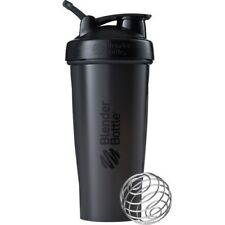 Blender Bottle Classic 28 oz Shaker Cup SportMixer - NEW Full Black