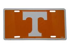 """Tennessee Volunteers VOLS TN Football 6""""x12"""" Aluminum License Plate Tag"""