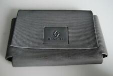 velcro-Organizer per RENAULT MEGANE 3 Facelift posteriore acciaio per hat43 Tappetino Vasca