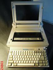 Raro Olivetti Mael Stim laptop retrocomputer con stampante no Amiga 286 486 128s