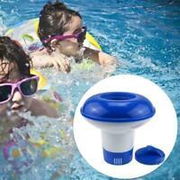 "Chlorine Bromine Tablets Floating Dispenser Floater 3"" Hot Tub Swimming Poo X7S3"