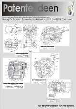 Wankelmotor - Rotierende Kolben - 372 Patente