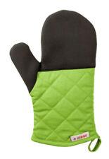 Judge Oven Mitt Green Oven Glove Hybrid Silicone & Textile Machine Washable
