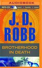 In Death: Brotherhood in Death 42 by J. D. Robb (2016, MP3 CD, Unabridged)