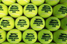 25 used tennis balls branded Slazenger Head dog training kids practise
