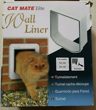 Cat Mate Elite Wall Liner Damaged Box