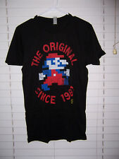 Nintendo Mario The Original Since 1981 Adult Size S T-Shirt Loot Crate
