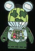 Vinylmation Mystery Park #10 Toy Soldier Parachute Drop Disney Pin 93732