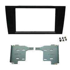 CT23AU10 Audi A4 B5 1999-2000 Double Din Cage Kit Car Stereo Fascia Panel