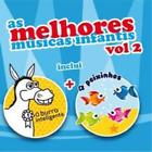 Melhores Musicas Infantis Vol.2-V/A (US IMPORT) CD NEW