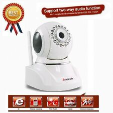 Apexis Digital Wireless/Wired Indoor Mini IP Camera PTZ, CMOS+DDNS+ CMS Software