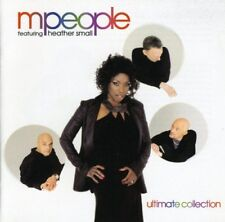 M People ~ Heather Small ~ Ultimate Collection ~ NEW CD ~ Greatest Hits  Best Of