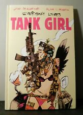 Mahfood & Matin. Everybody Loves Tank Girl.