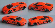 Majorette Limited Edition - Lamborghini Aventador leuchtorange
