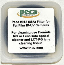 Peca 67mm Infrared Passing Filter 912 (Wratten 88A) Perfect Condition