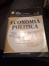 ECONOMIA POLITICA - EDIZIONI SIMONE
