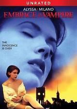 Embrace of the Vampire (DVD, 2013) EROTIC~ALYSSA MILANO~FREE SHIPPING