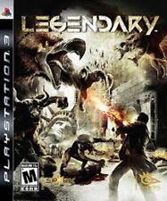 LEGENDARY PER  PLAYSTATION 3 PS3 USATO OTTIME CONDIZIONI