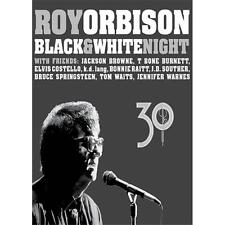 ROY ORBISON BLACK & WHITE NIGHT 30 DVD ALL REGIONS NTSC & CD NEW