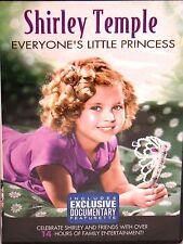 Shirley Temple: Everyone's Little Princess 4 DVD BOX,$24 NEW! FREE SHIP,23 SHOWS