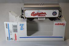 Märklin H0 4422 - Bierwagen Budweiser Budvar - OVP - #862