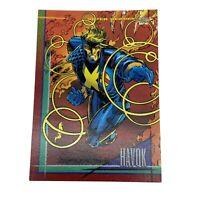 1993 SkyBox Marvel Super Heroes Havok #43 Sky Box