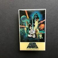 WDW - Star Wars Weekends 2007 - Logo - Limited Edition 5500 Disney Pin 54831